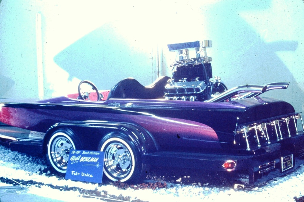 Bateaux vintages, customs & dragsters, Drag & custom boat  - Page 2 90567810