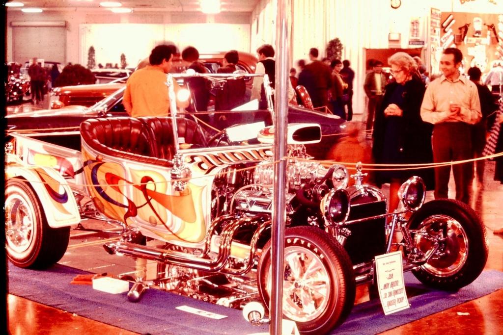 Oakland Roadster Show 1969 - Ron Brooks Pics 90590710