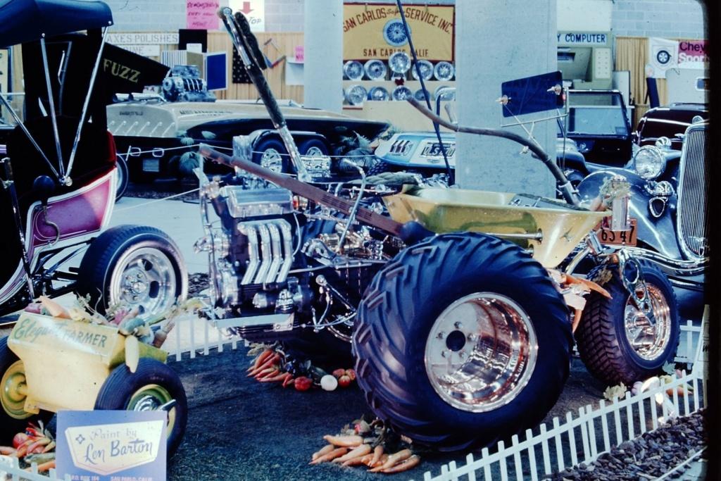 Oakland Roadster Show 1969 - Ron Brooks Pics 90634410