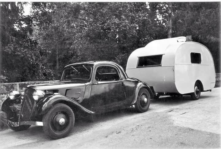 Vintage pics - Caravaning et retro camping - Vintage trailer & van 90635110