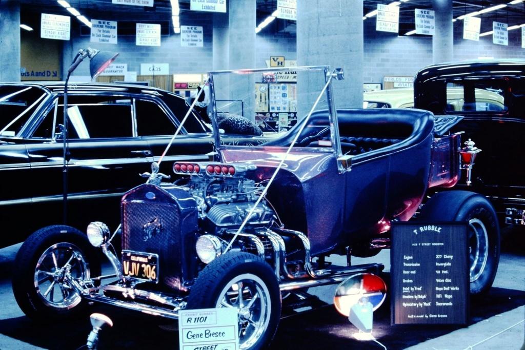 Oakland Roadster Show 1969 - Ron Brooks Pics 90692411