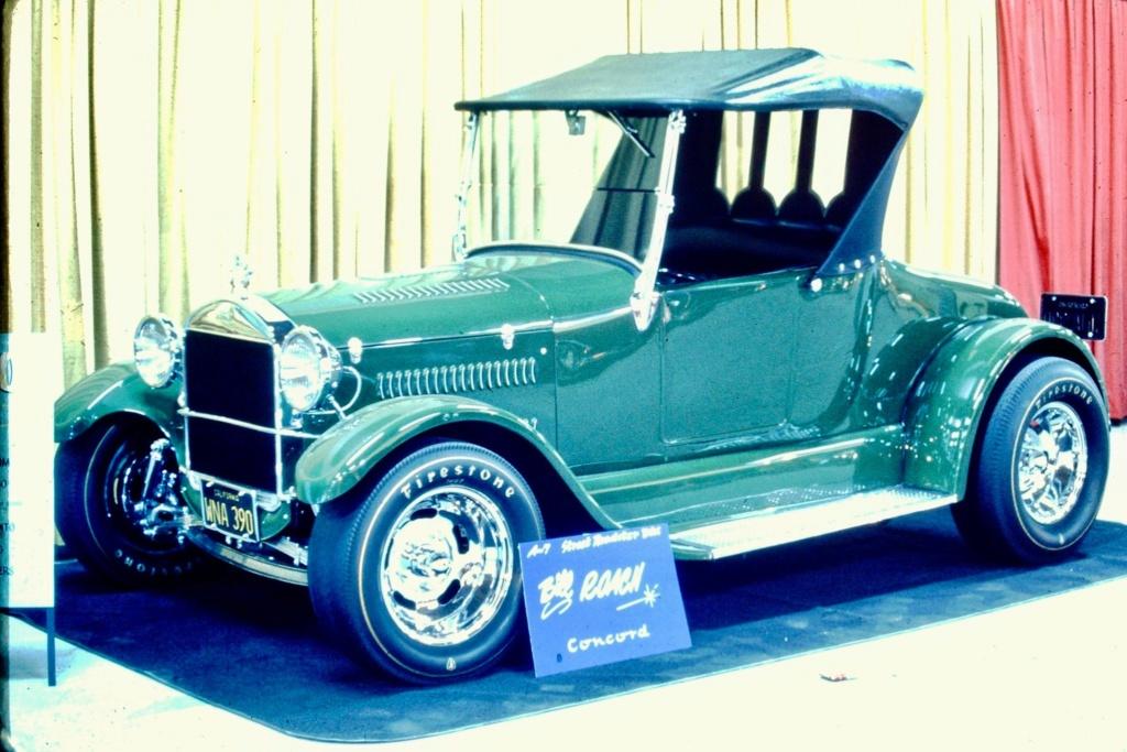 Oakland Roadster Show 1969 - Ron Brooks Pics 90699310