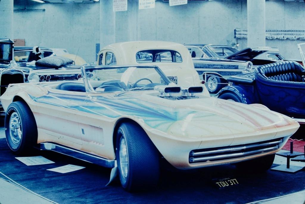 Oakland Roadster Show 1969 - Ron Brooks Pics 90704610