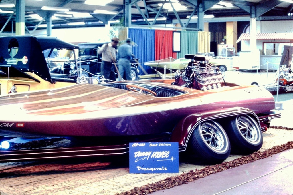 Bateaux vintages, customs & dragsters, Drag & custom boat  - Page 2 90711810