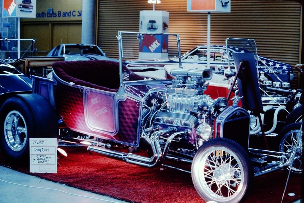 Oakland Roadster Show 1969 - Ron Brooks Pics 90716810