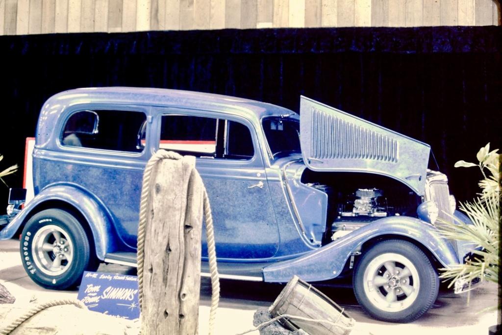 Oakland Roadster Show 1969 - Ron Brooks Pics 90719410