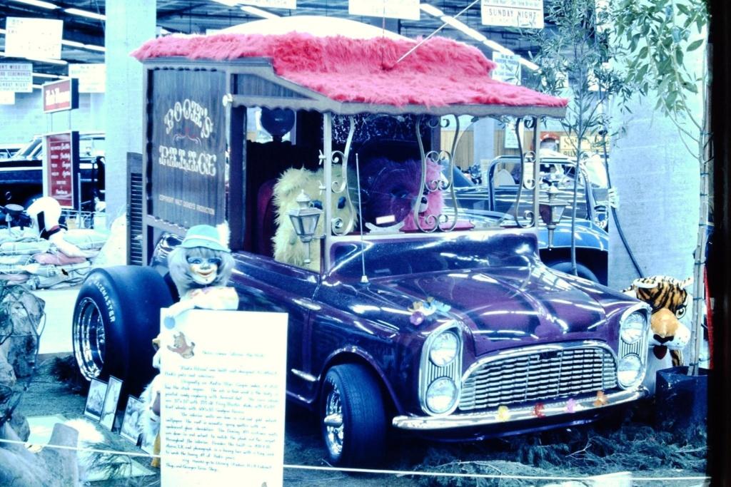 Oakland Roadster Show 1969 - Ron Brooks Pics 90738710