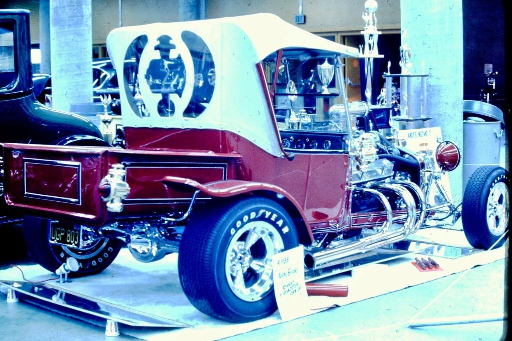 Oakland Roadster Show 1969 - Ron Brooks Pics 90770610