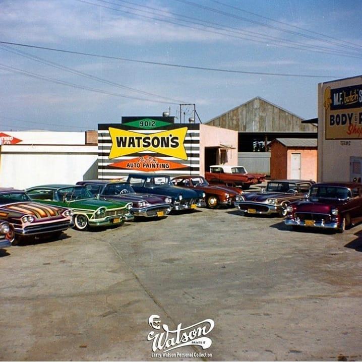 Photos d'époques de Larry Watson - Page 7 90774510