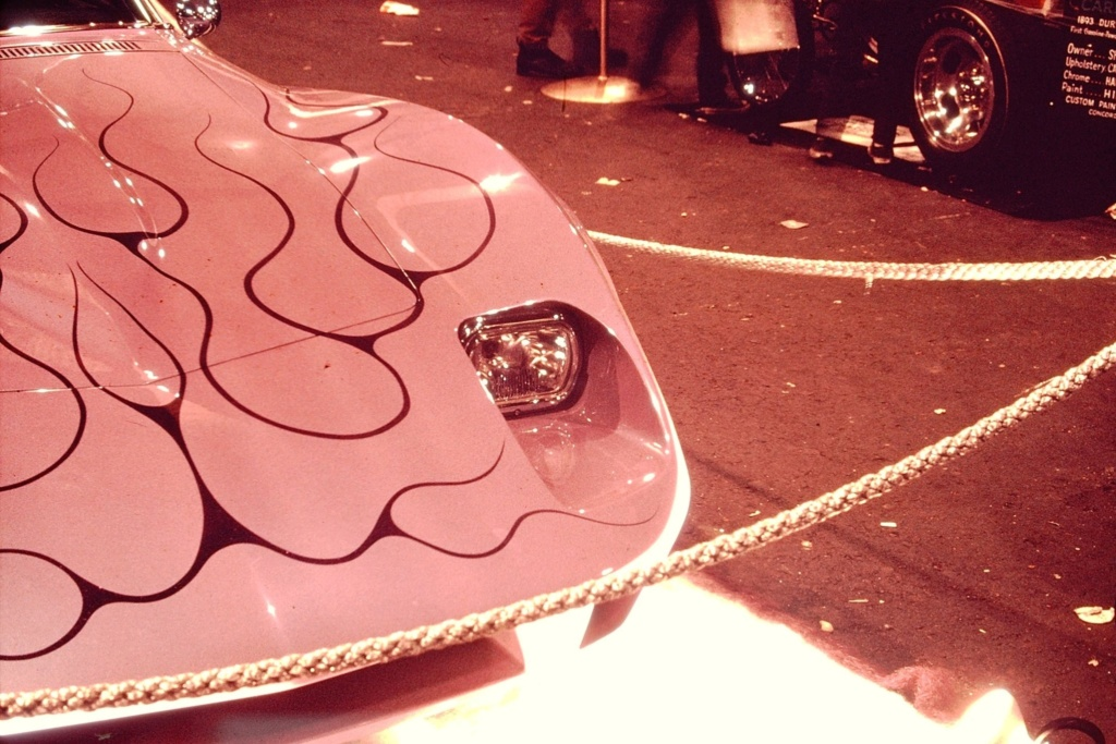 Oakland Roadster Show 1969 - Ron Brooks Pics 90795610
