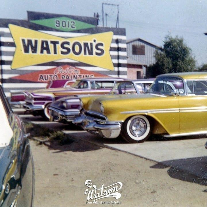 Photos d'époques de Larry Watson - Page 7 90815410