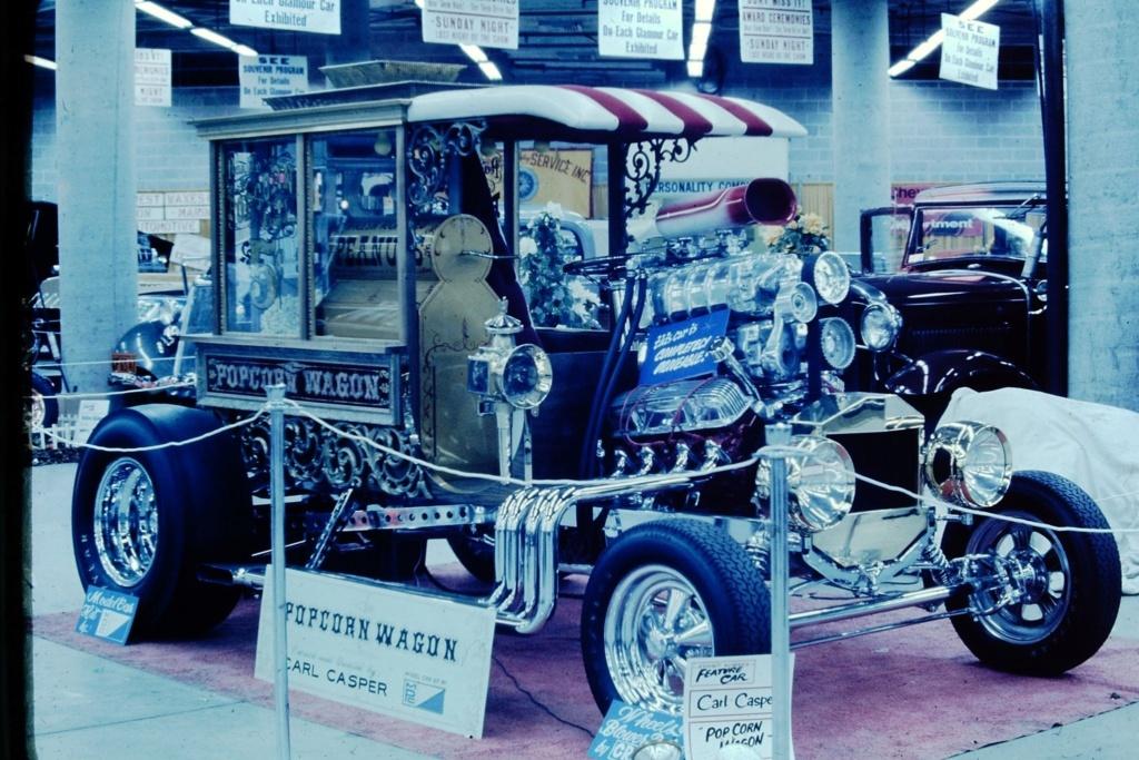 Popcorn Wagon - Carl Casper - 1970 90823211