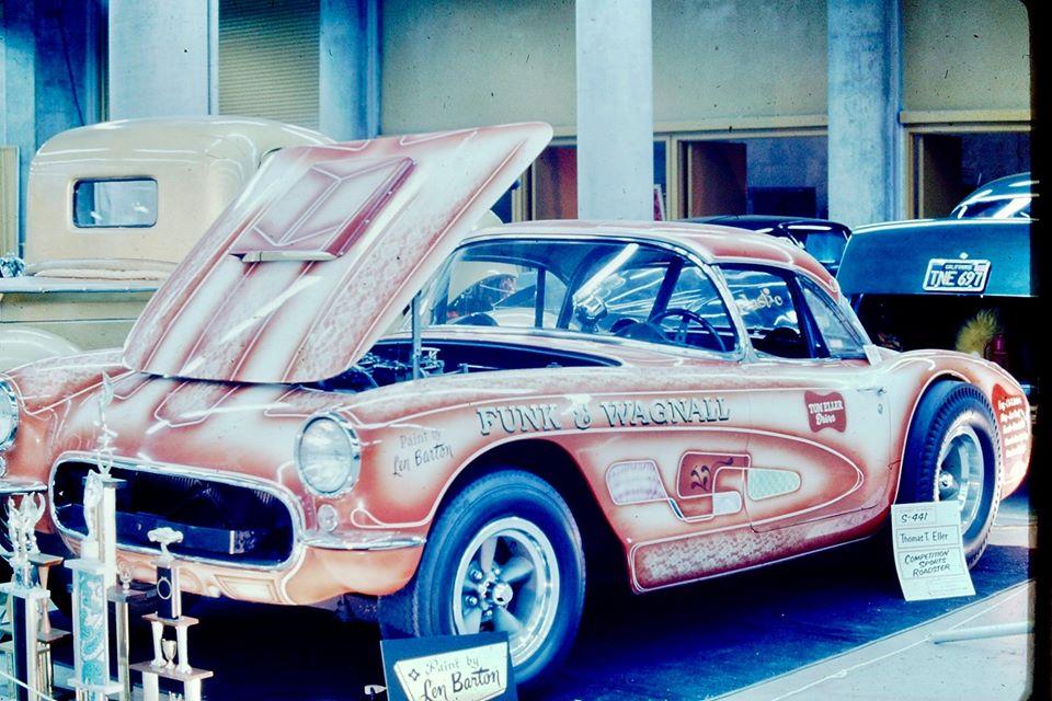 Oakland Roadster Show 1969 - Ron Brooks Pics 90828810