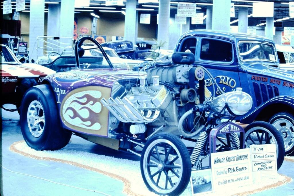 Oakland Roadster Show 1969 - Ron Brooks Pics 90830510