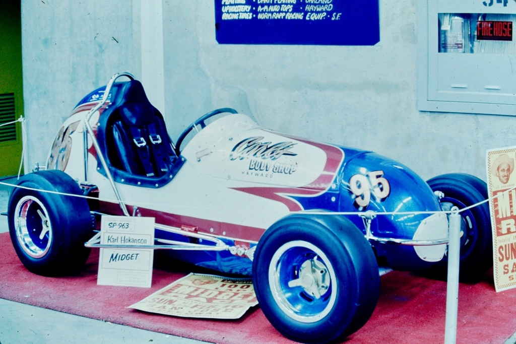 Oakland Roadster Show 1969 - Ron Brooks Pics 90853410