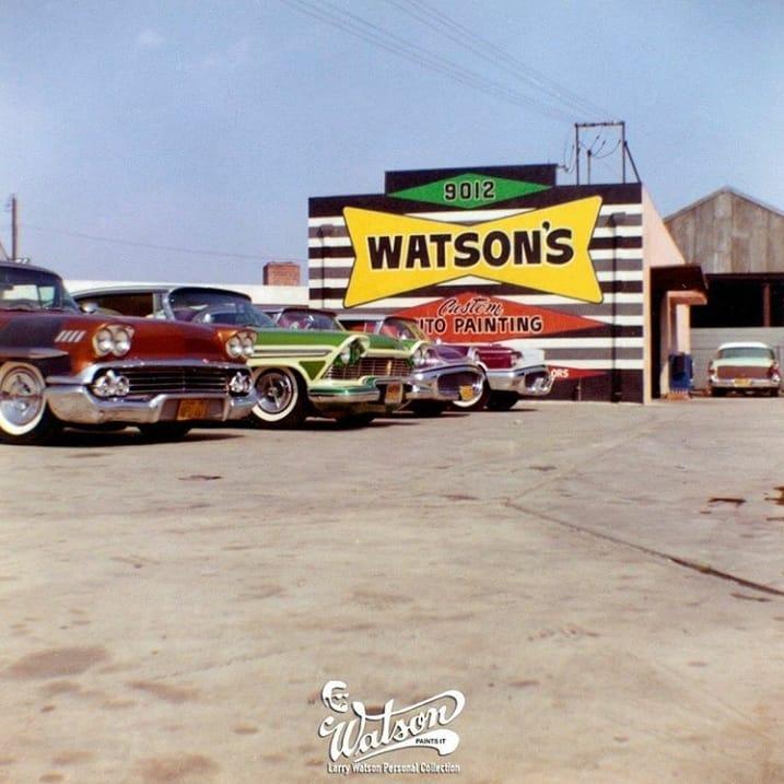 Photos d'époques de Larry Watson - Page 7 90870510