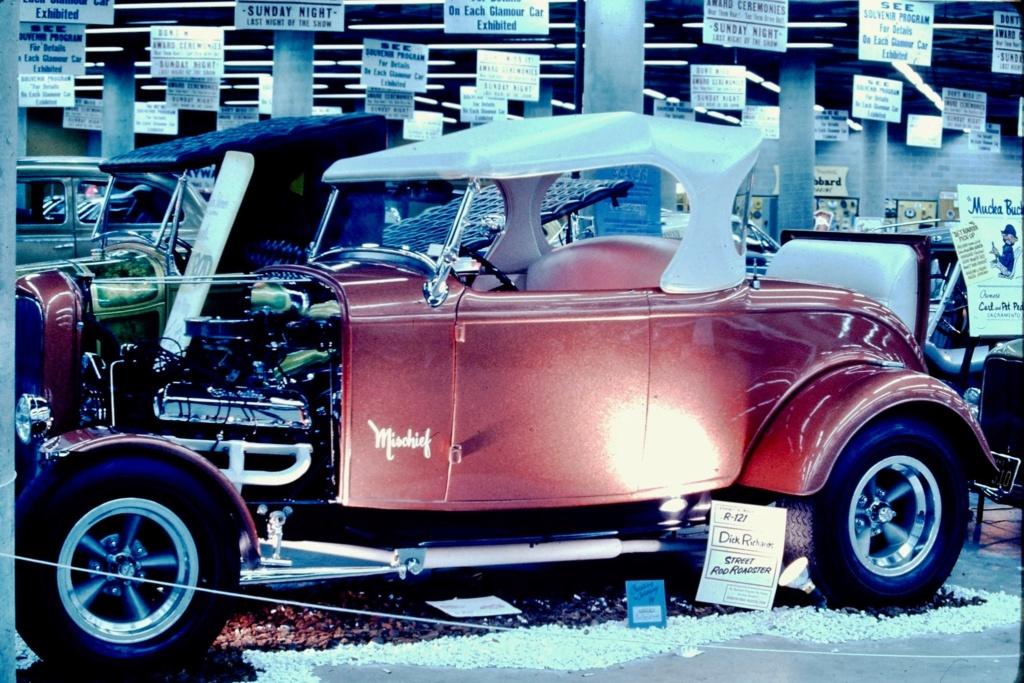 Oakland Roadster Show 1969 - Ron Brooks Pics 90913610