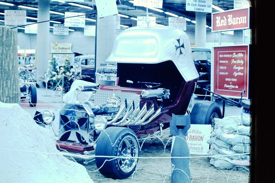 Oakland Roadster Show 1969 - Ron Brooks Pics 90914010