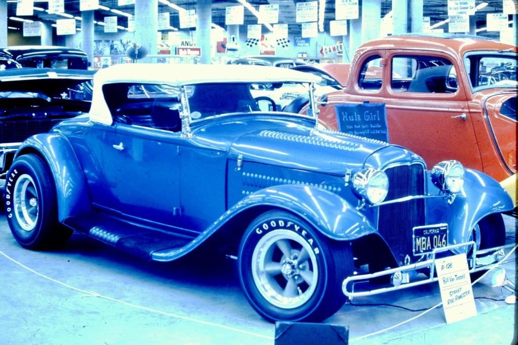 Oakland Roadster Show 1969 - Ron Brooks Pics 90915710