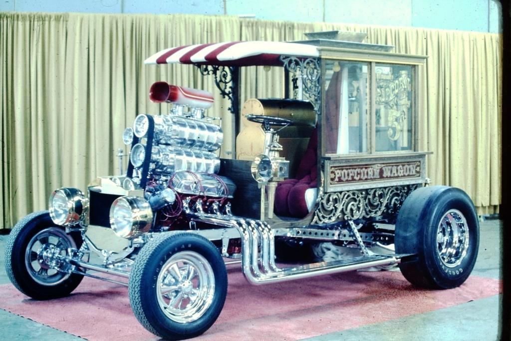 Popcorn Wagon - Carl Casper - 1970 91021610