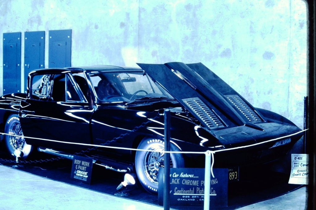 Oakland Roadster Show 1969 - Ron Brooks Pics 91039710