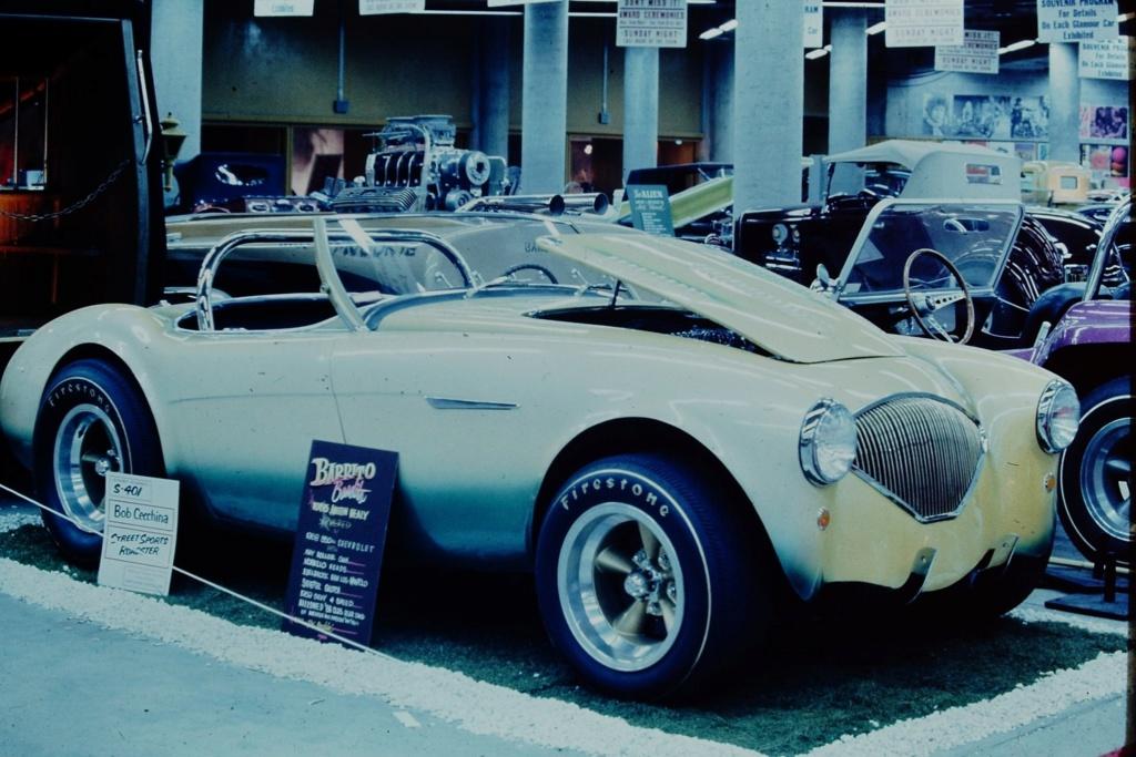Oakland Roadster Show 1969 - Ron Brooks Pics 91064810