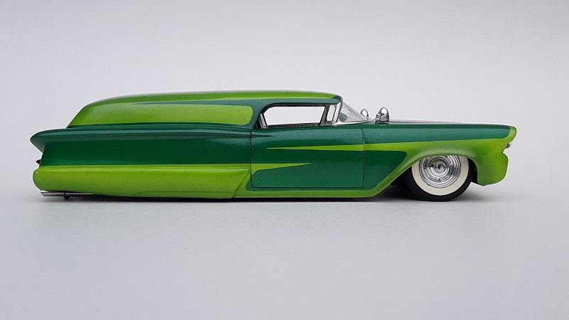 1958 Chevrolet Impala - Customizing kit - Trophie series - Amt - 1/25 scale 91079010