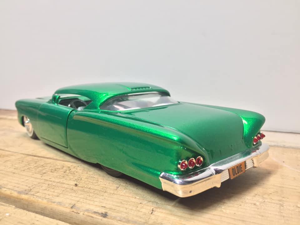 1958 Chevrolet Impala - Customizing kit - Trophie series - Amt - 1/25 scale 91116510