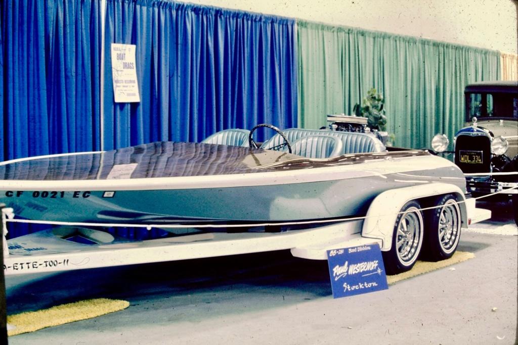 Bateaux vintages, customs & dragsters, Drag & custom boat  - Page 2 91157810