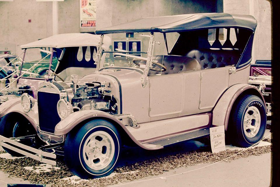 Oakland Roadster Show 1970 - Ron Brooks pics 91174510