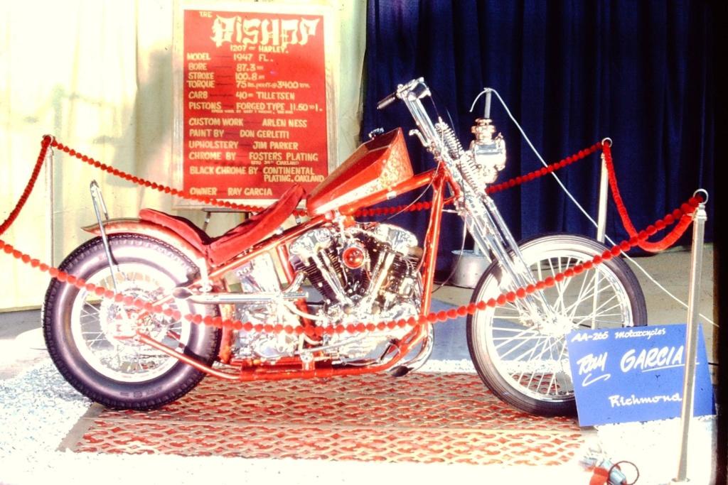 Photo Vintage -vintage pics - Chopper & Bobber - Page 3 91187310