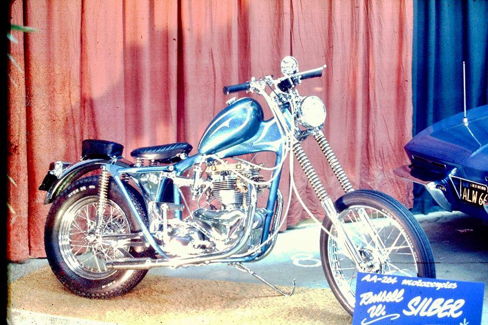 Photo Vintage -vintage pics - Chopper & Bobber - Page 3 91189710