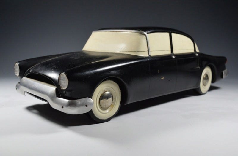 Vintage Auto Design Car Model Fisher Body Competition Streamline Futuristic 1950 912