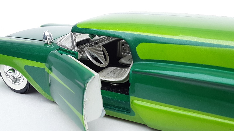 1958 Chevrolet Impala - Customizing kit - Trophie series - Amt - 1/25 scale 91207210