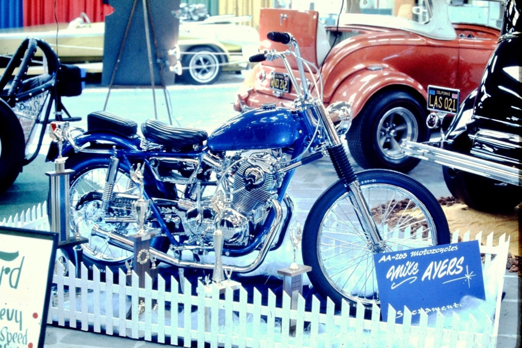 Photo Vintage -vintage pics - Chopper & Bobber - Page 3 91286210