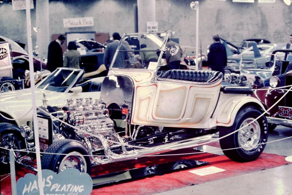 Oakland Roadster Show 1970 - Ron Brooks pics 91347910
