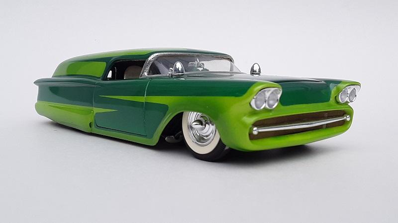 1958 Chevrolet Impala - Customizing kit - Trophie series - Amt - 1/25 scale 91384810