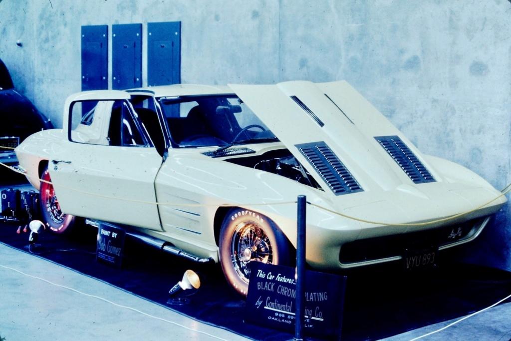 Oakland Roadster Show 1970 - Ron Brooks pics 91398310
