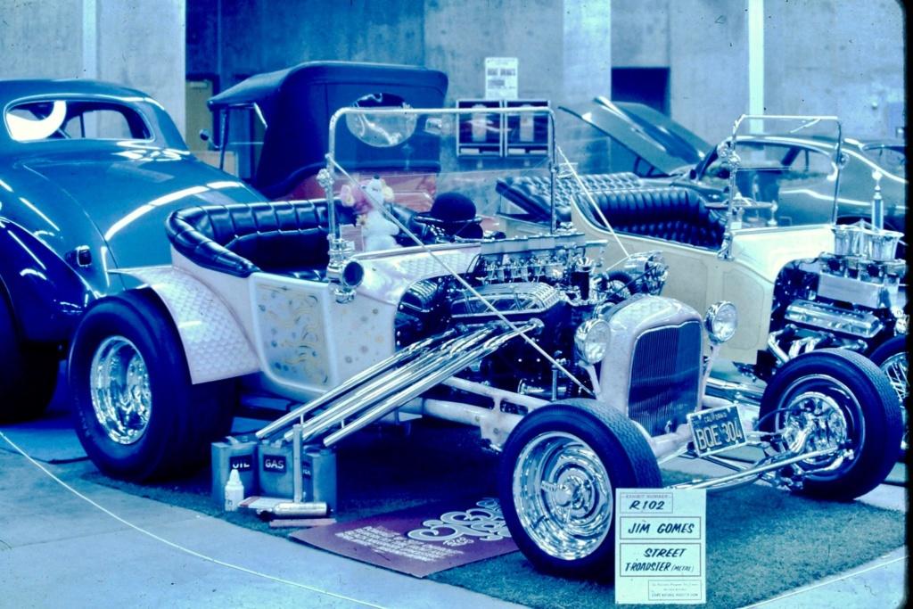 Oakland Roadster Show 1970 - Ron Brooks pics 91405710
