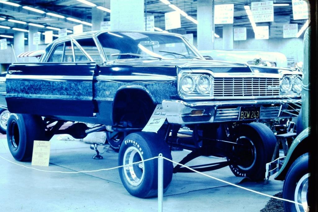 Oakland Roadster Show 1969 - Ron Brooks Pics 91420910