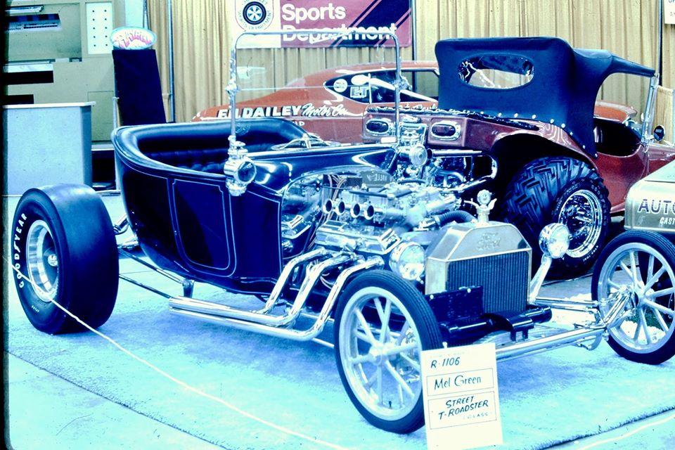 Oakland Roadster Show 1970 - Ron Brooks pics 91428710