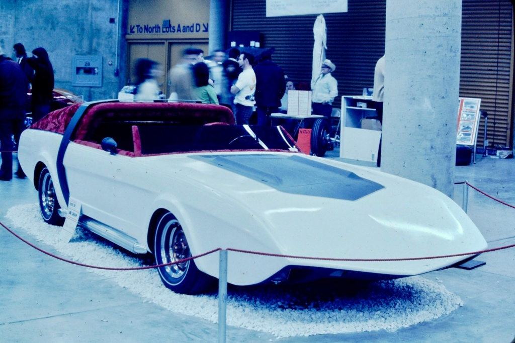 Oakland Roadster Show 1970 - Ron Brooks pics 91443211