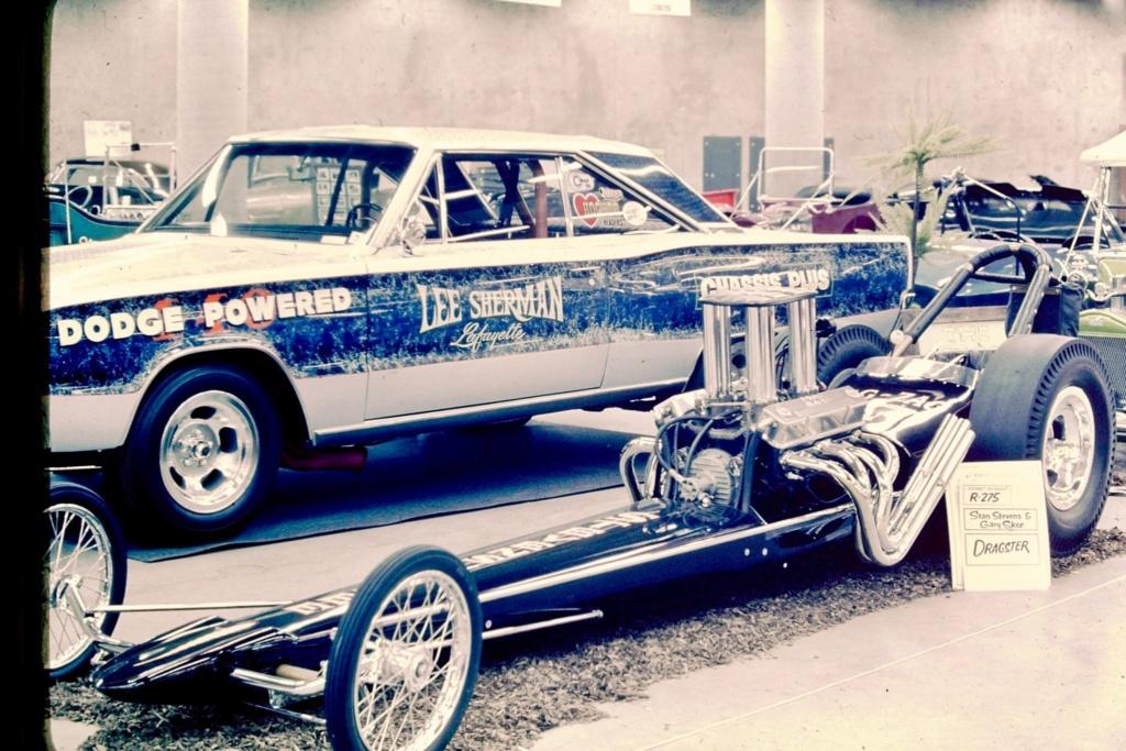 Oakland Roadster Show 1970 - Ron Brooks pics 91445910