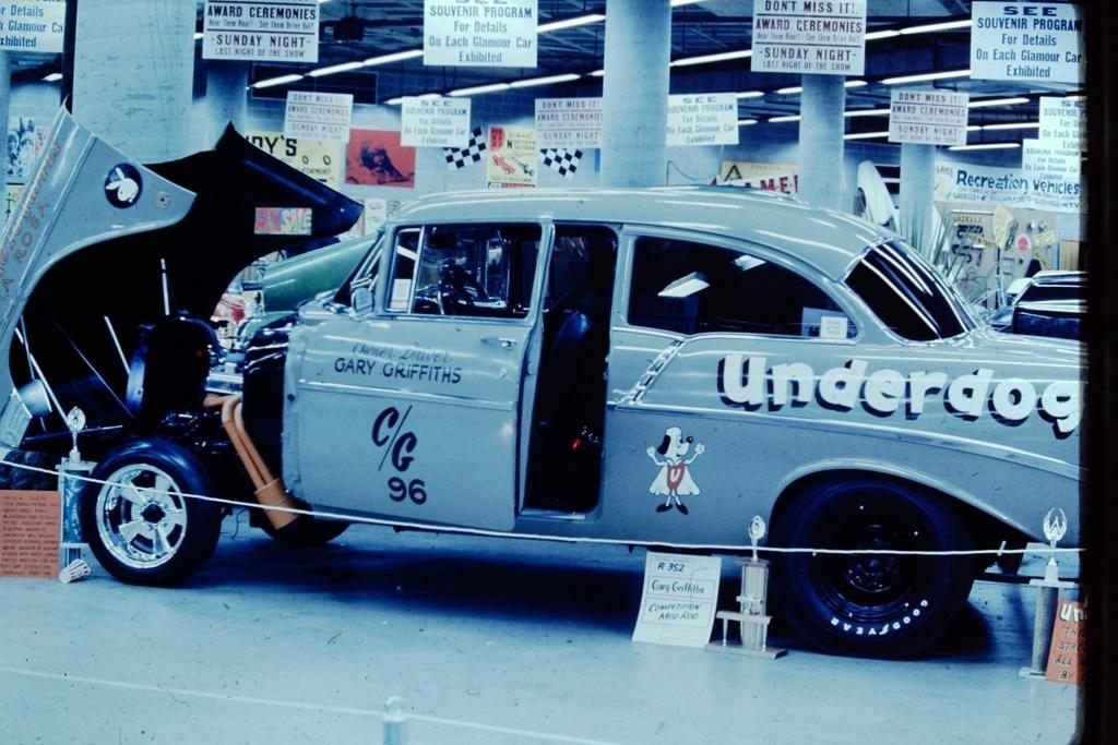 Oakland Roadster Show 1969 - Ron Brooks Pics 91454010