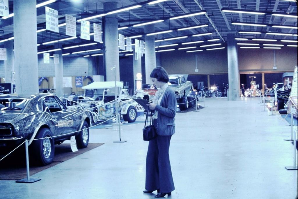 Oakland Roadster Show 1970 - Ron Brooks pics 91454810