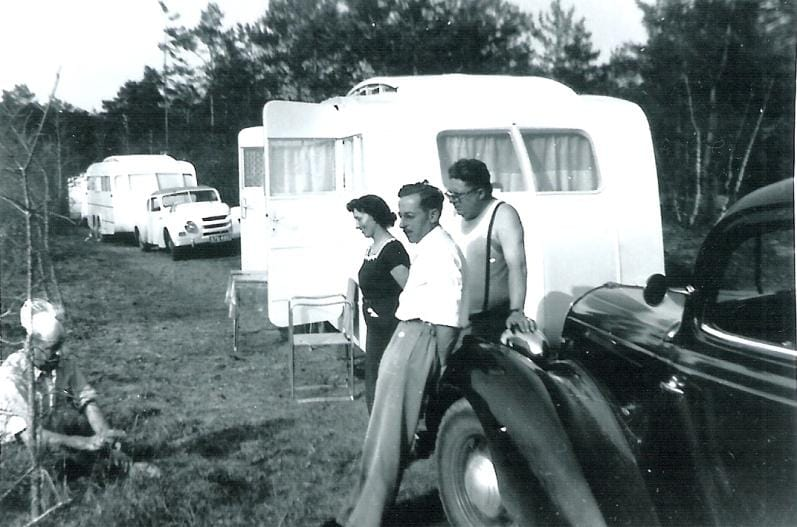 Vintage pics - Caravaning et retro camping - Vintage trailer & van 91458310