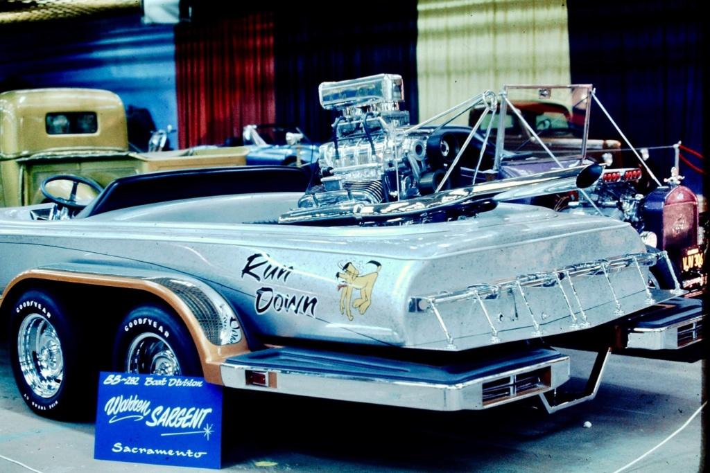 Bateaux vintages, customs & dragsters, Drag & custom boat  - Page 2 91459310