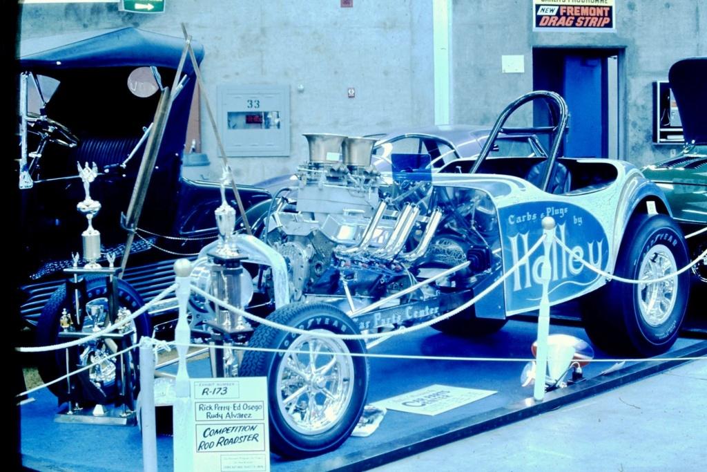 Oakland Roadster Show 1970 - Ron Brooks pics 91459510