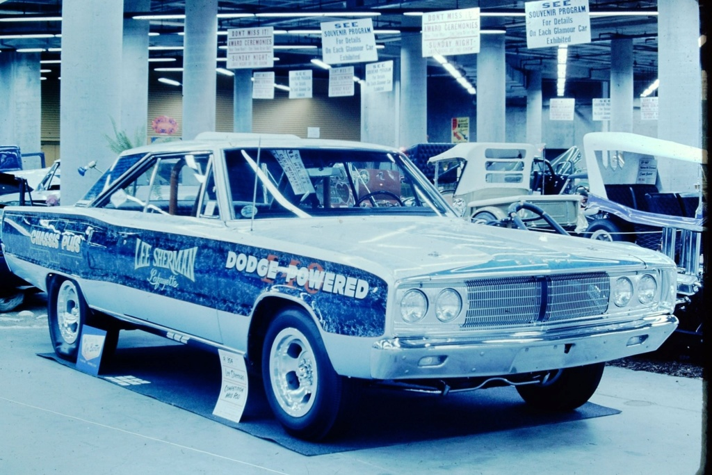 Oakland Roadster Show 1969 - Ron Brooks Pics 91461810