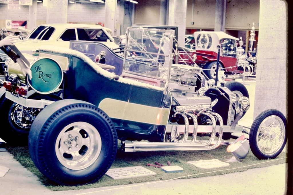 Oakland Roadster Show 1969 - Ron Brooks Pics 91480610